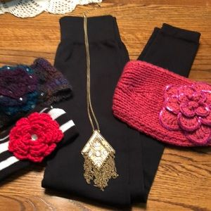 Accessories - Winter variety lot 5 pieces included